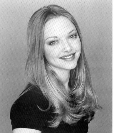 in Amanda Seyfried and or